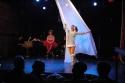 Michelle Dortignac performs