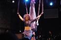 Laura Witwer and Angela Jones perform