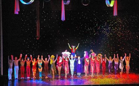 Cirque Le Masque: Carnivale