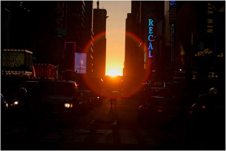 Manhattanhenge