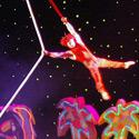 Evgeniy Vilkovskiy performing Vertical Rope