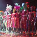 Finale of Cirque Le Masque