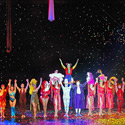 Finale of Cirque Le Masque